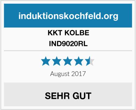 KKT KOLBE IND9020RL Test