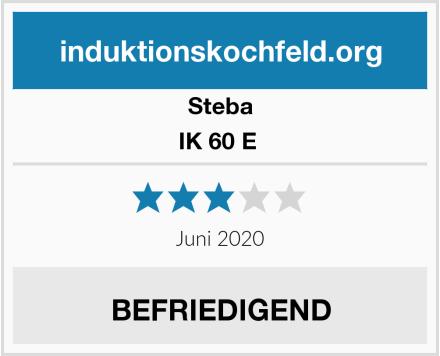 Steba IK 60 E  Test