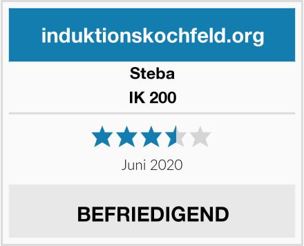Steba IK 200 Test