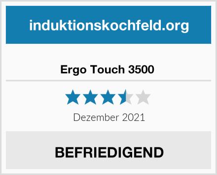 Ergo Touch 3500  Test