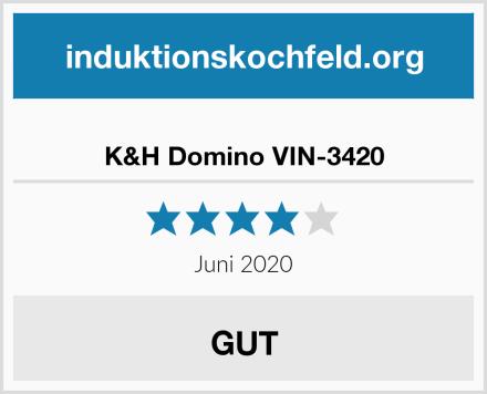 K&H Domino VIN-3420 Test