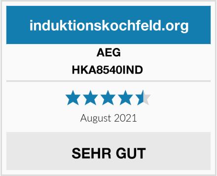 AEG HKA8540IND  Test