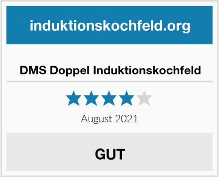 DMS Doppel Induktionskochfeld Test