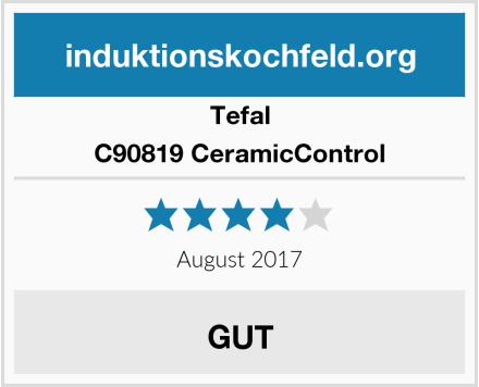 Tefal C90819CeramicControl Test