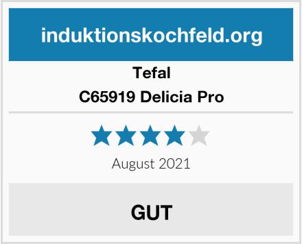 Tefal C65919 Delicia Pro Test