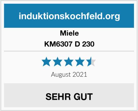 Miele KM6307 D 230 Test