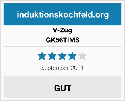 V-Zug GK56TIMS Test