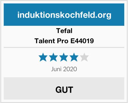 Tefal Talent Pro E44019 Test
