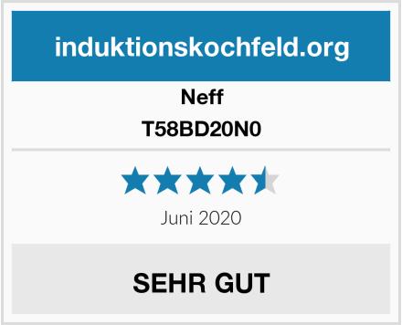 Neff T58BD20N0 Test