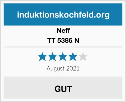 Neff TT 5386 N Test