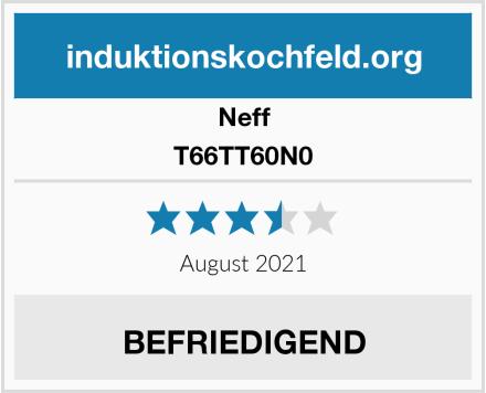 Neff T66TT60N0 Test