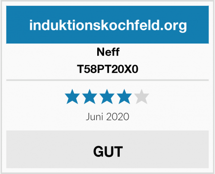 Neff T58PT20X0 Test