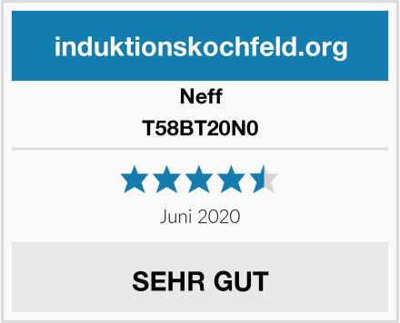 Neff T58BT20N0 Test