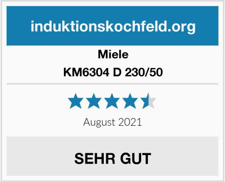 Miele KM6304 D 230/50 Test