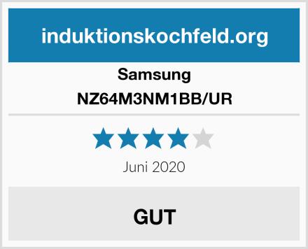 Samsung NZ64M3NM1BB/UR Test