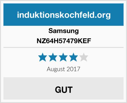 Samsung NZ64H57479KEF Test