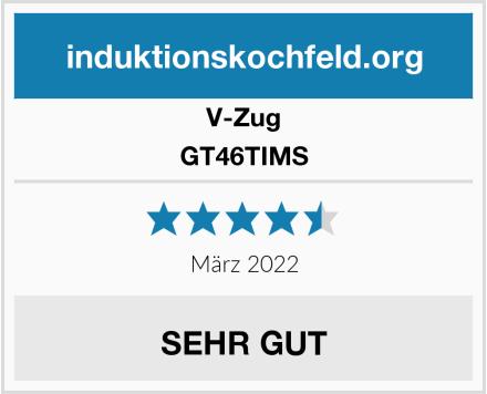 V-Zug GT46TIMS Test