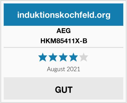 AEG HKM85411X-B Test