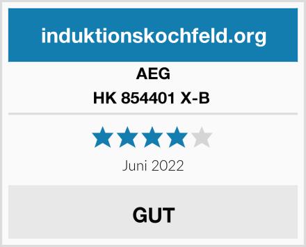 AEG HK 854401 X-B  Test
