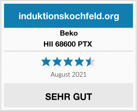 Beko HII 68600 PTX  Test