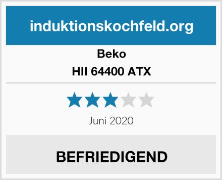 Beko HII 64400 ATX Test