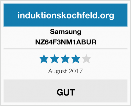 Samsung NZ64F3NM1ABUR Test
