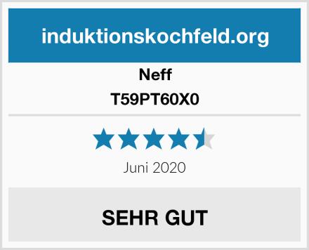 Neff T59PT60X0 Test