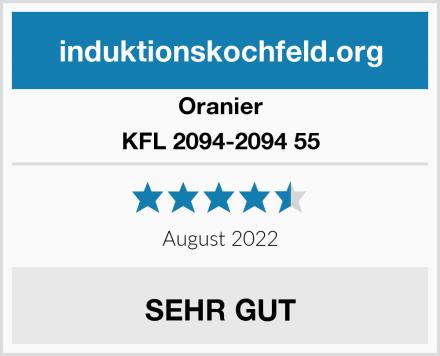 Oranier KFL 2094-2094 55 Test