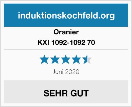 Oranier KXI 1092-1092 70 Test