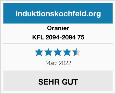 Oranier KFL 2094-2094 75 Test