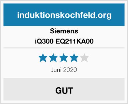 Siemens iQ300 EQ211KA00 Test