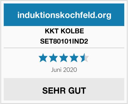 KKT KOLBE SET80101IND2 Test