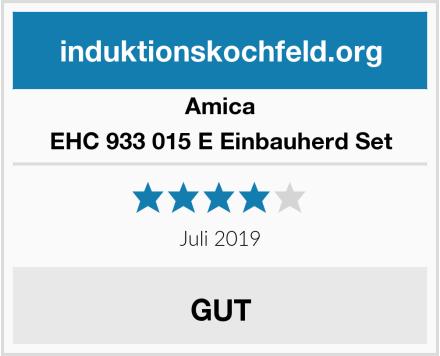 Amica EHC 933 015 E Einbauherd Set Test