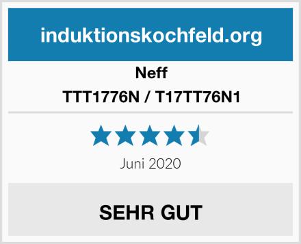 Neff TTT1776N / T17TT76N1 Test
