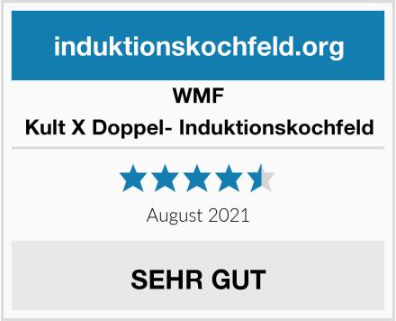 WMF Kult X Doppel- Induktionskochfeld Test