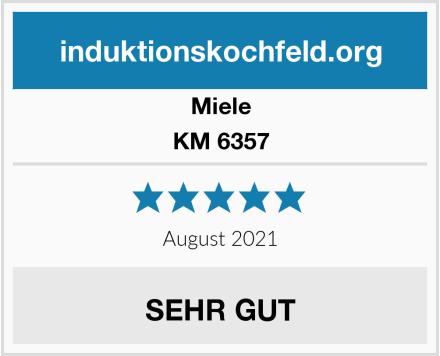 Miele KM 6357 Test