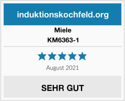 Miele KM6363-1 Test