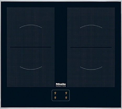 miele km6093 d 230 50 induktionskochfeld test 2018. Black Bedroom Furniture Sets. Home Design Ideas