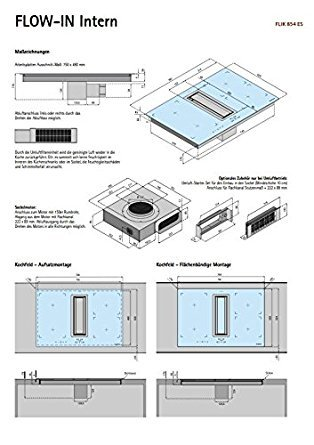 silverline flik 854 es flow in induktionskochfeld test 2018. Black Bedroom Furniture Sets. Home Design Ideas